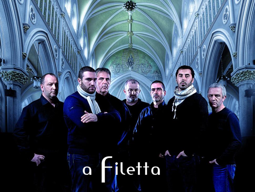 A Filetta en concert