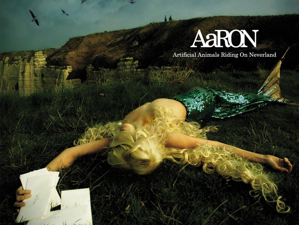 Aaron en concert