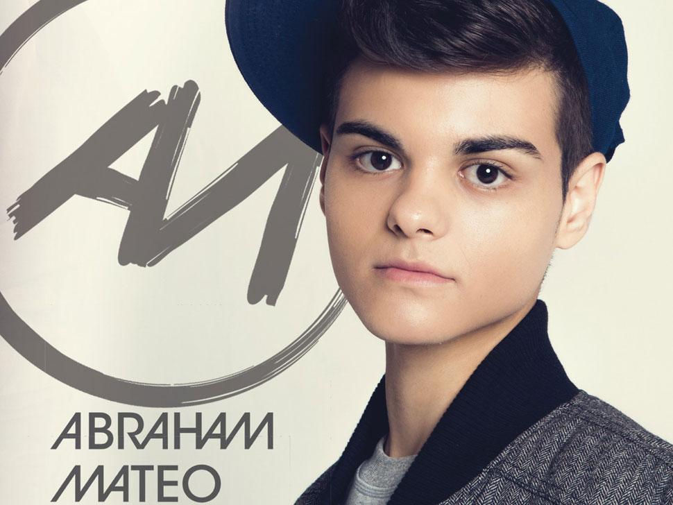 Abraham Mateo en concert