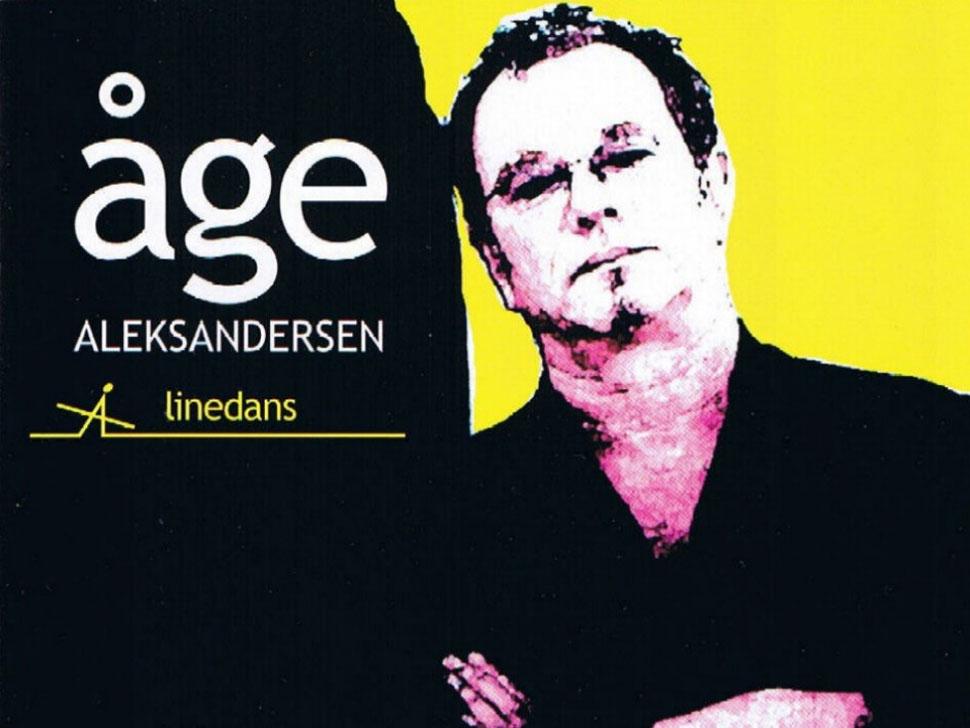 Age Aleksandersen en concert