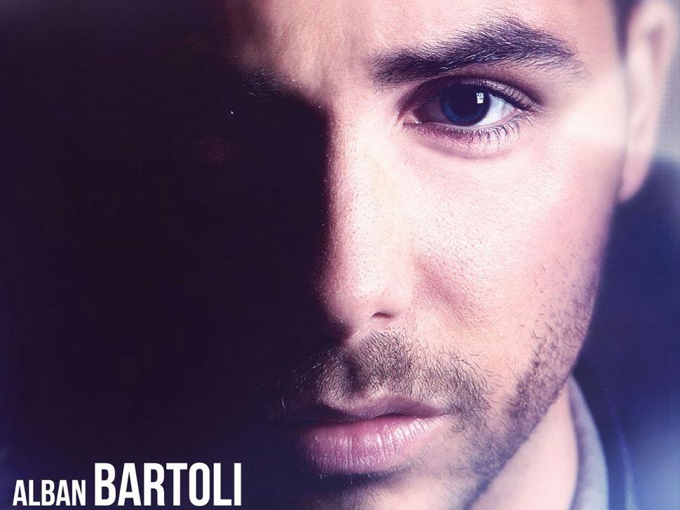 Alban Bartoli en concert