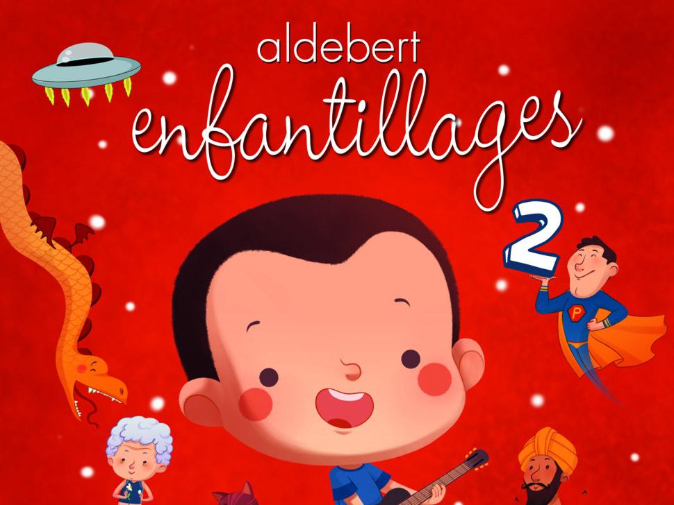 Aldebert Enfantillages 2 en concert