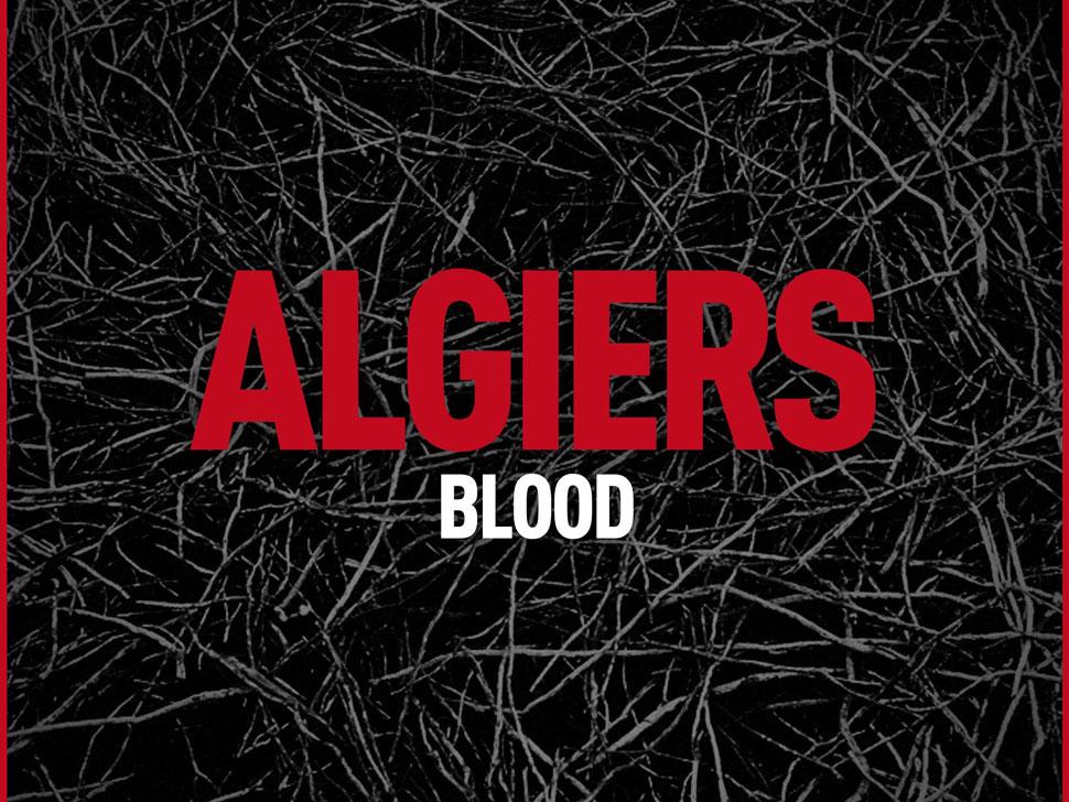 Algiers en concert