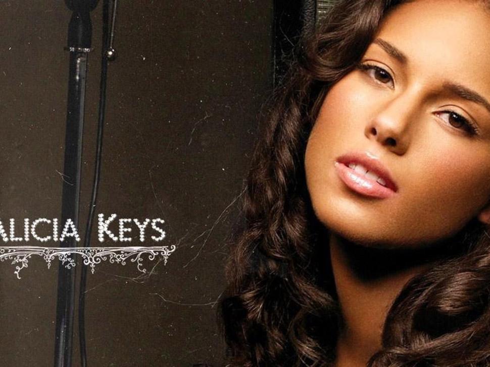 Alicia Keys en concert