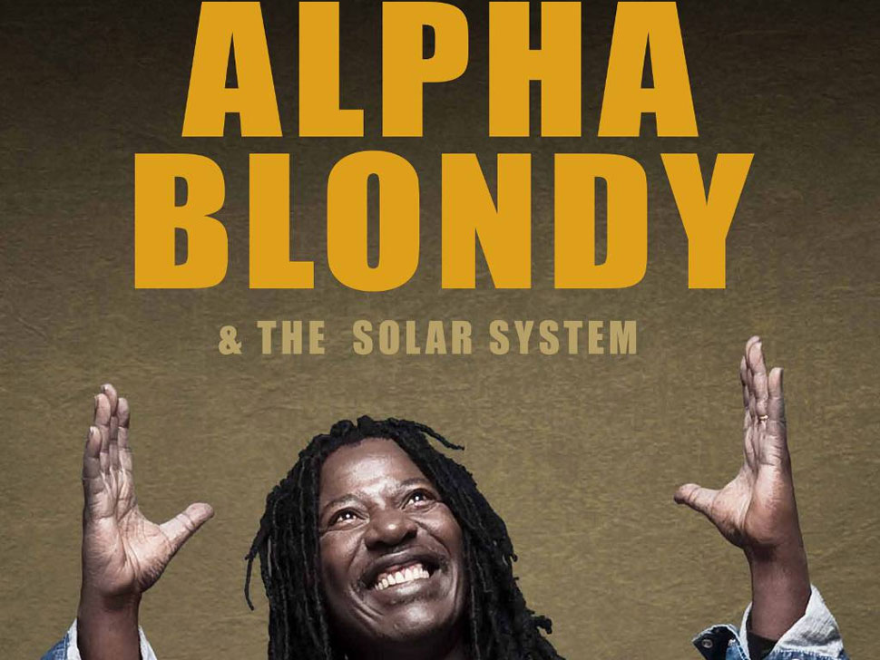Alpha Blondy en concert