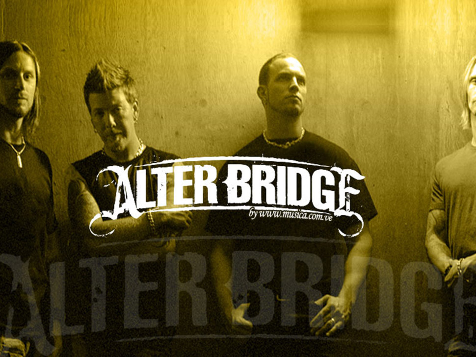Alter Bridge en concert