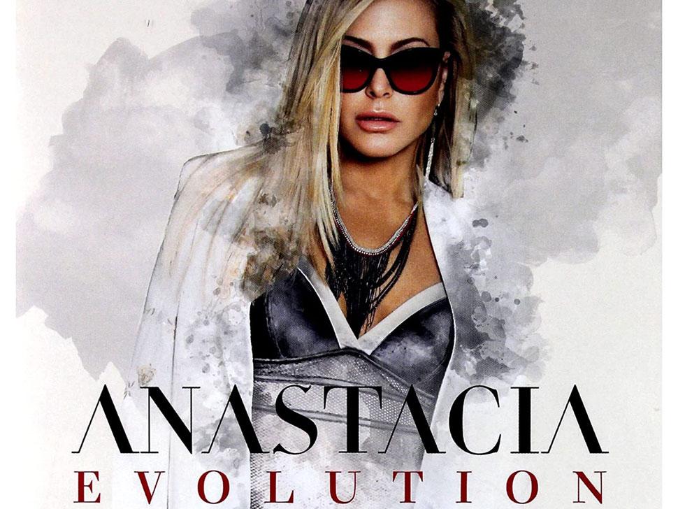 Anastacia en concert