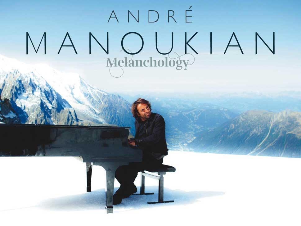 André Manoukian en concert