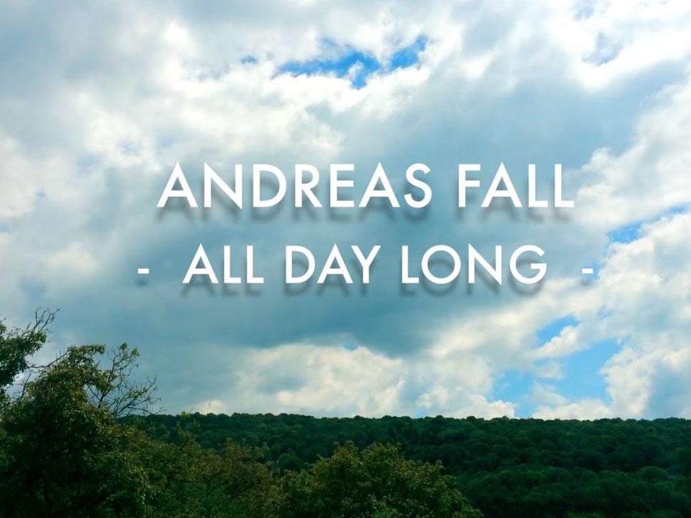 Andreas Fall en concert