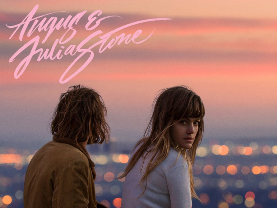 Angus and Julia Stone en concert