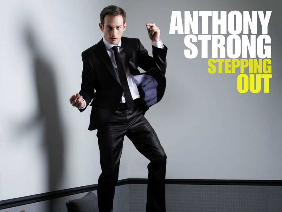 Anthony Strong en concert