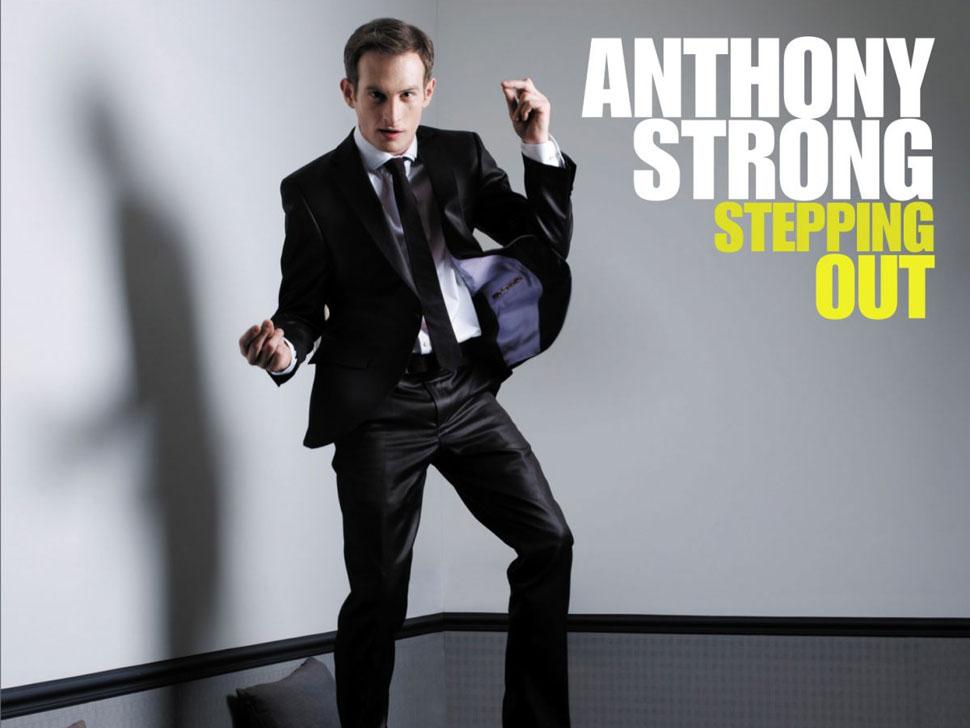 Anthony Strong en concert