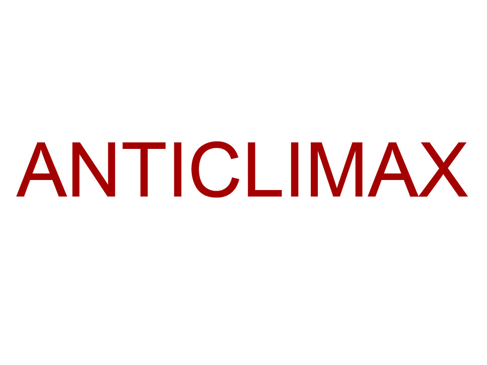 Anticlimax en concert