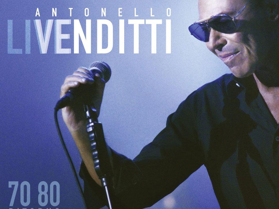 Antonello Venditti en concert