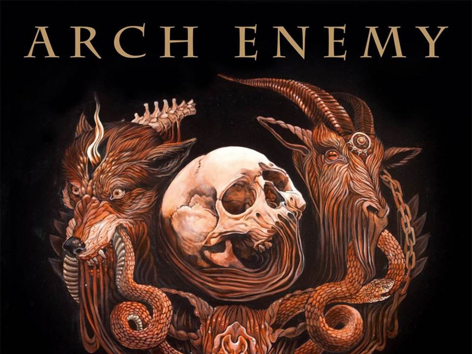 Concert Arch Enemy