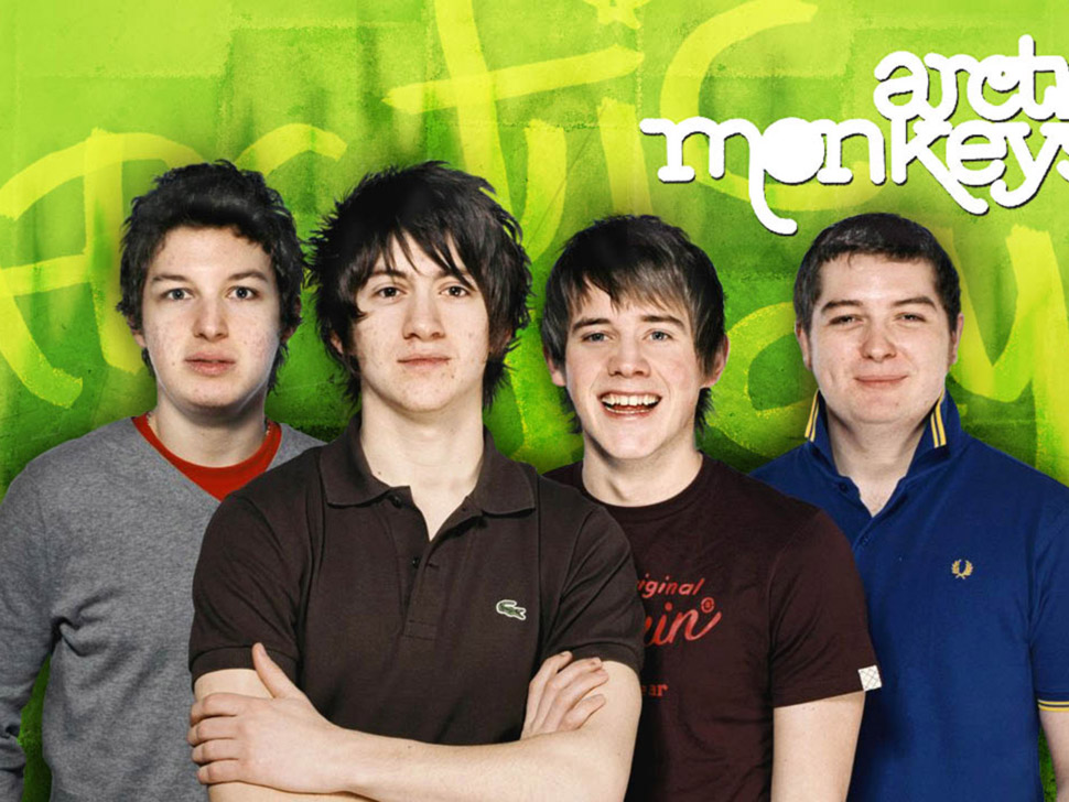 Arctic Monkeys en concert