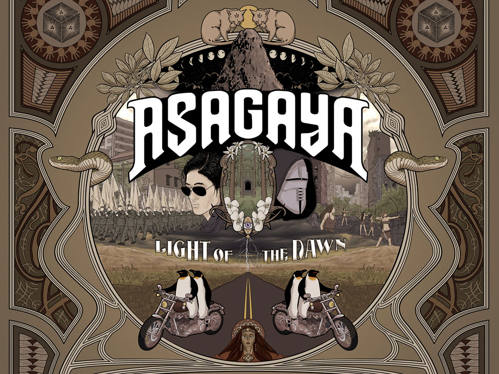 Asagaya en concert