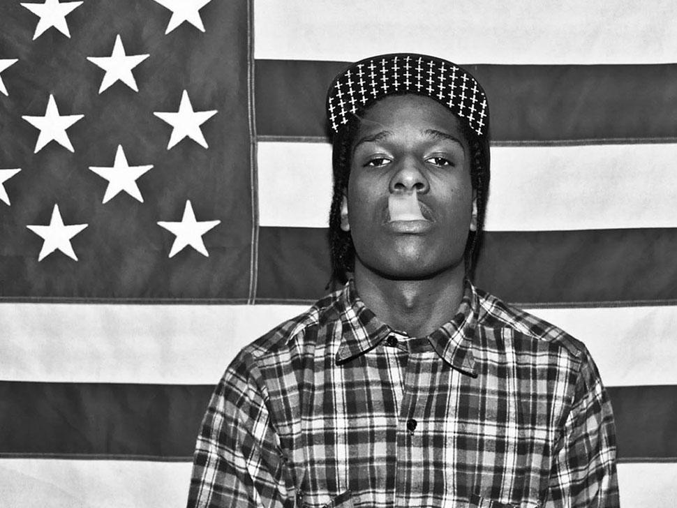 A$AP Rocky en concert