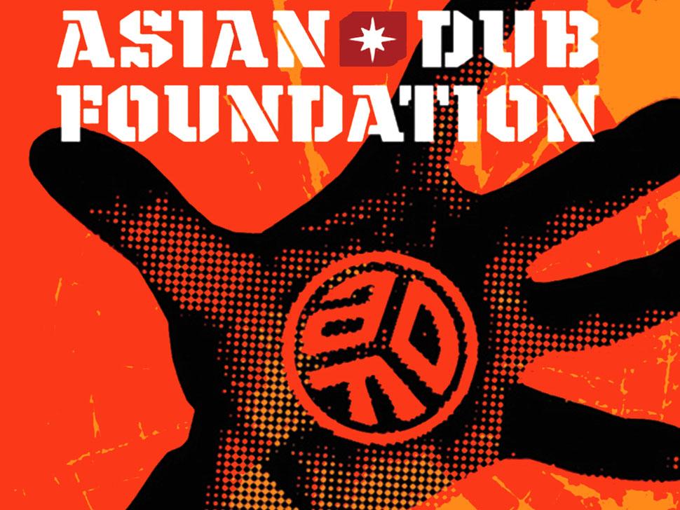 Asian Dub Foundation en concert