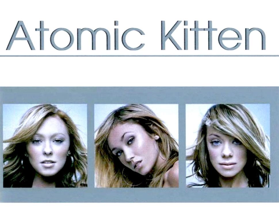 Atomic Kitten en concert