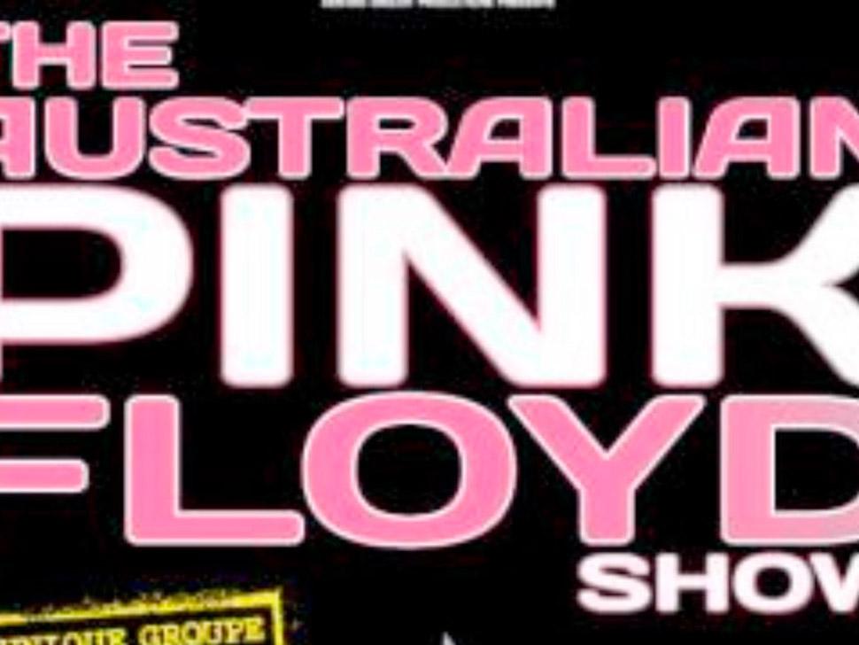Australian Pink Floyd en concert