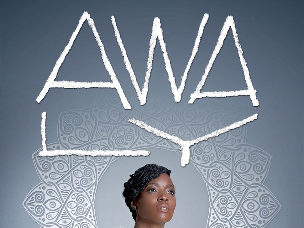 Awa Ly en concert