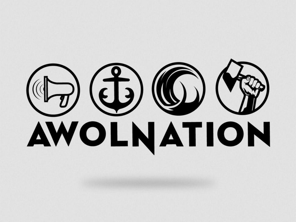 Awolnation en concert