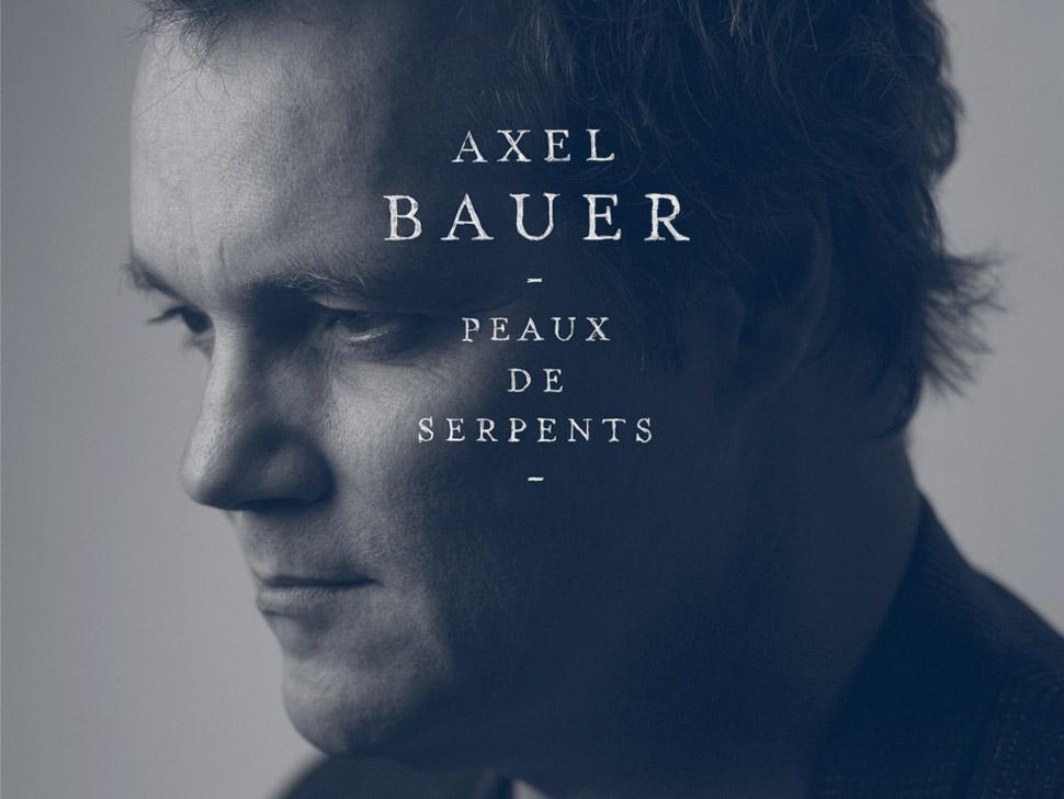 Axel Bauer en concert