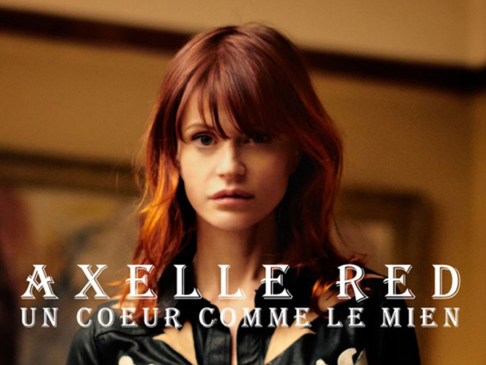 Concert Axelle Red