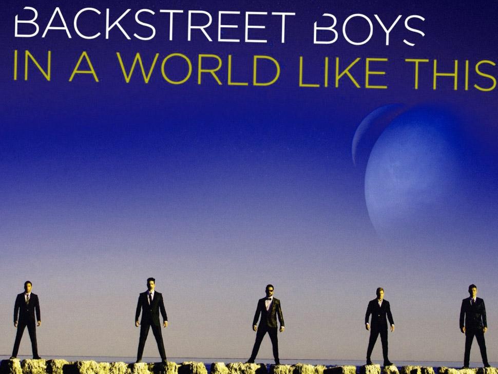 Backstreet Boys en concert