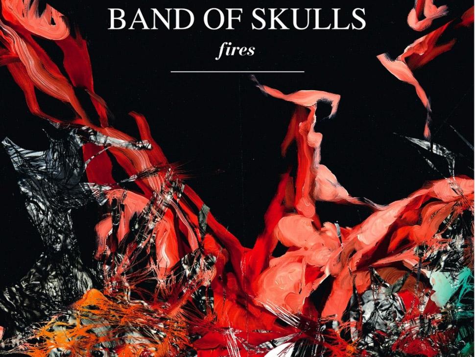 Band of Skulls en concert