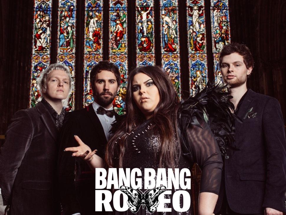 Bang Bang Romeo en concert