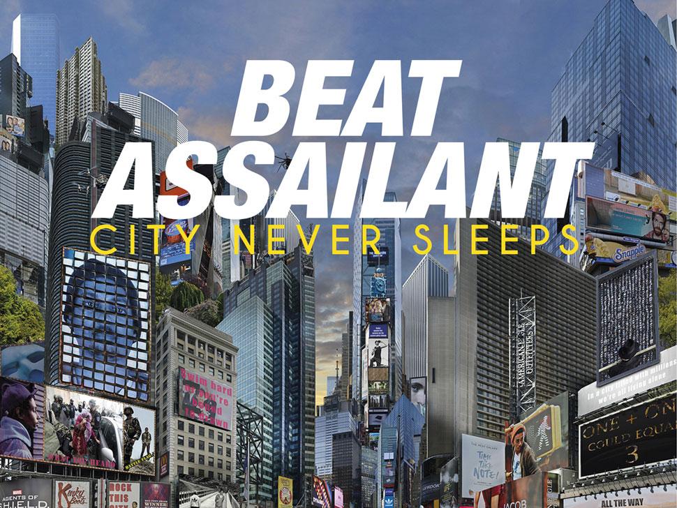 Beat Assailant  en concert