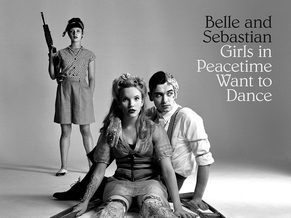 Belle and Sebastian en concert