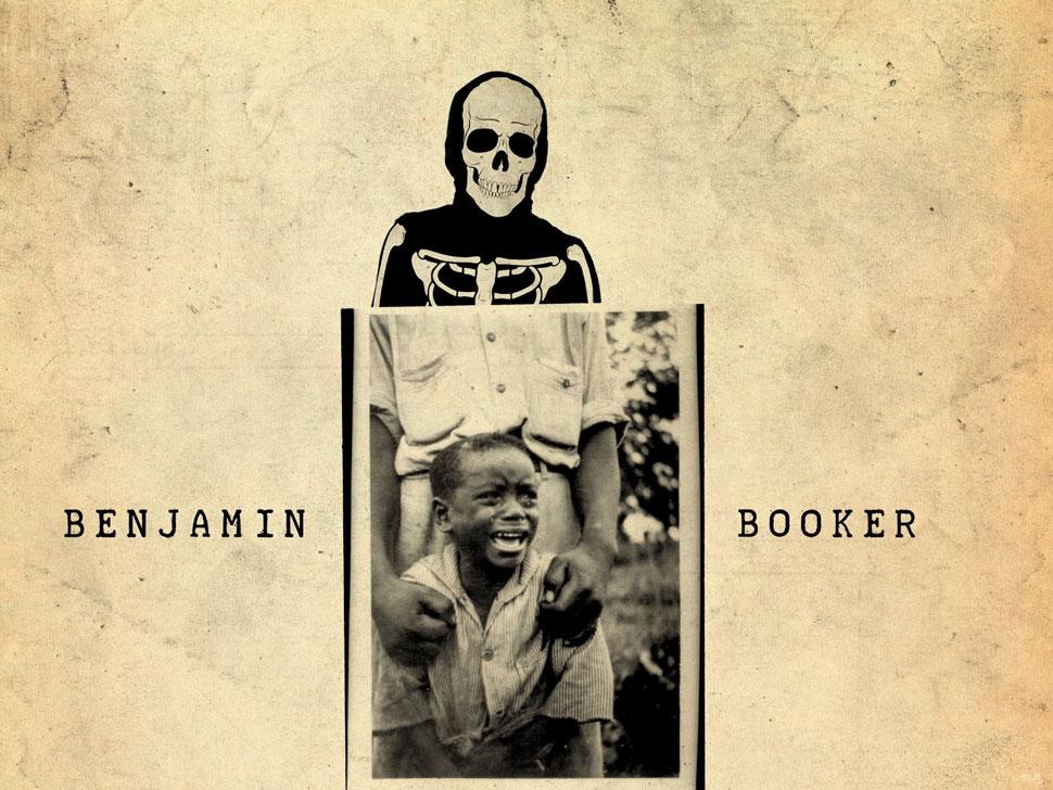 Benjamin Booker en concert