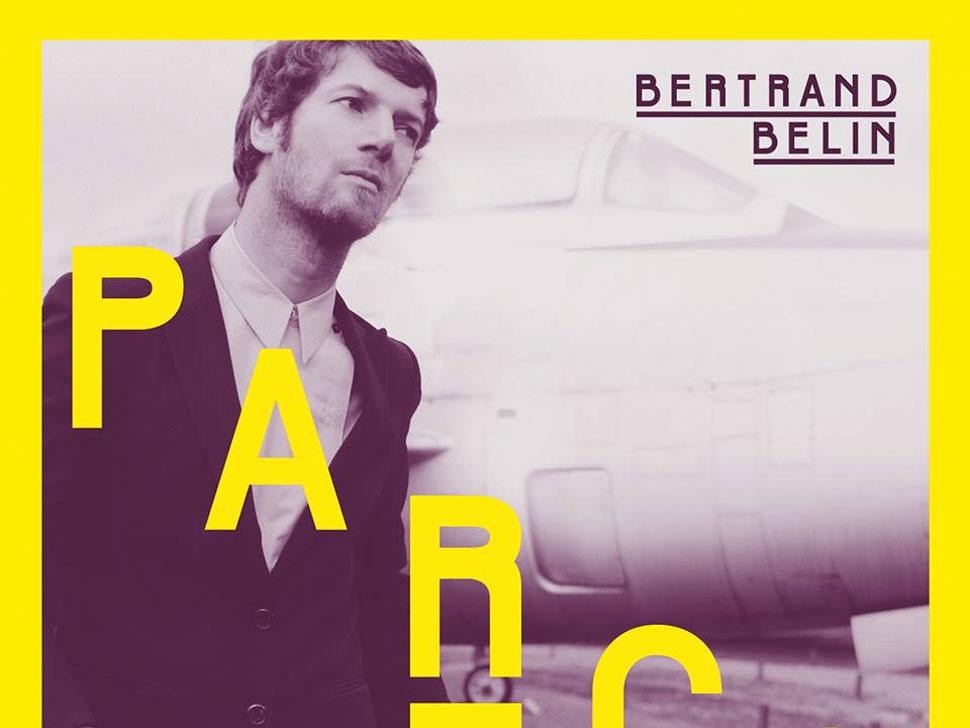 Bertrand Belin en concert