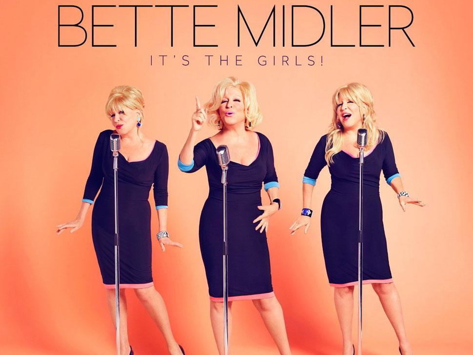 Bette MIdler en concert