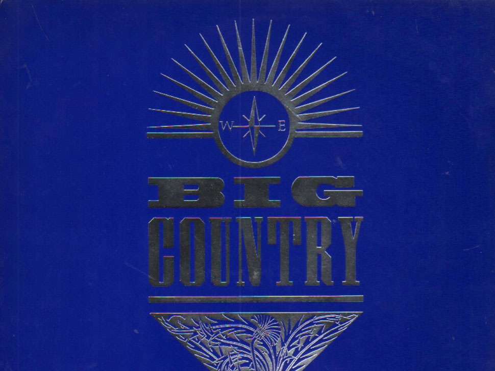 Big Country en concert