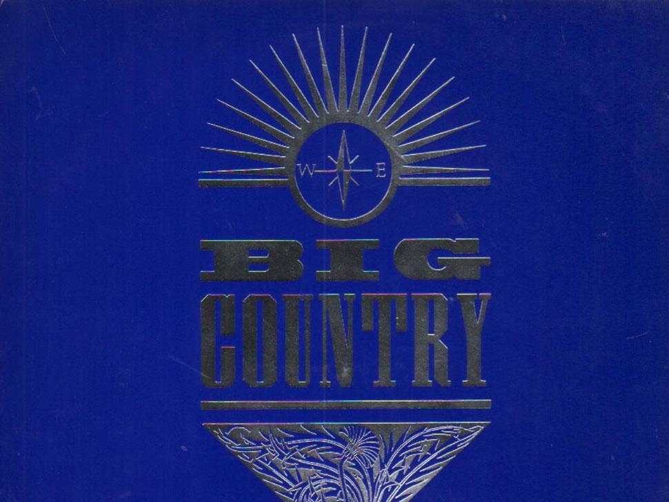 Big Country en concert