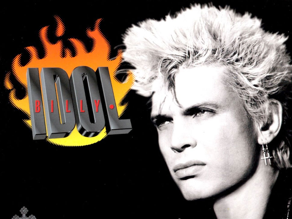Billy Idol en concert