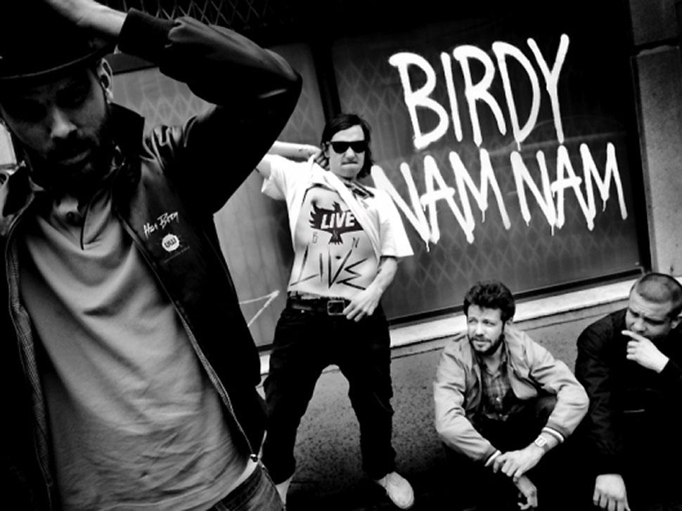 Birdy Nam Nam en concert
