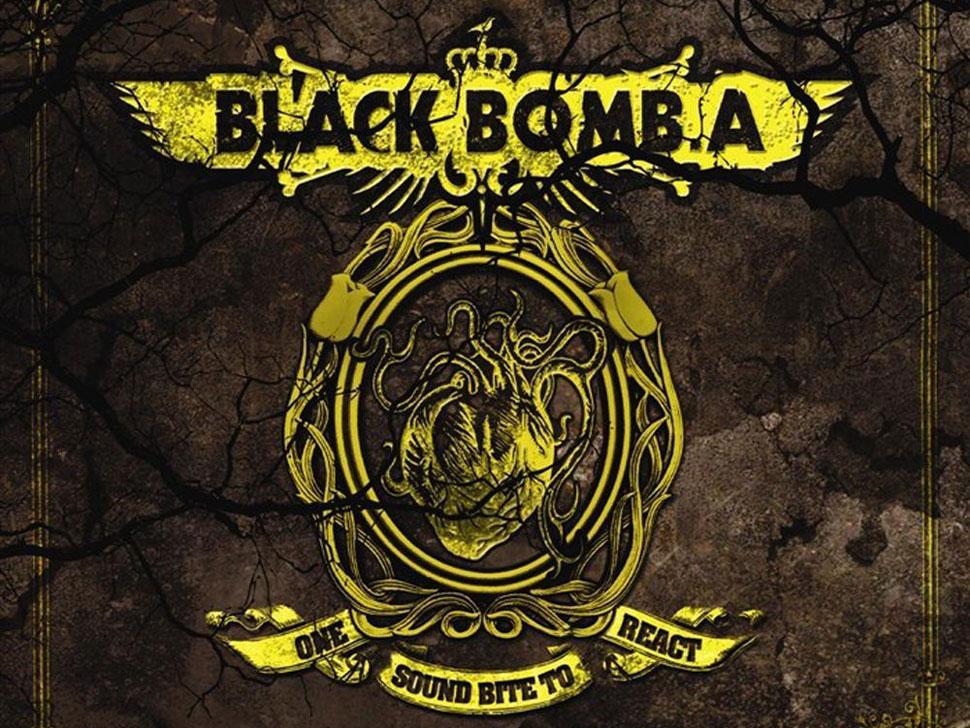 Black Bomb A en concert