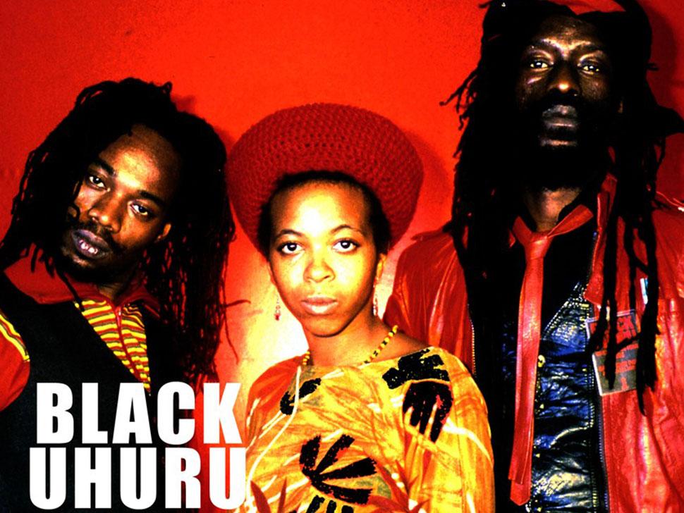 Black Uhuru en concert