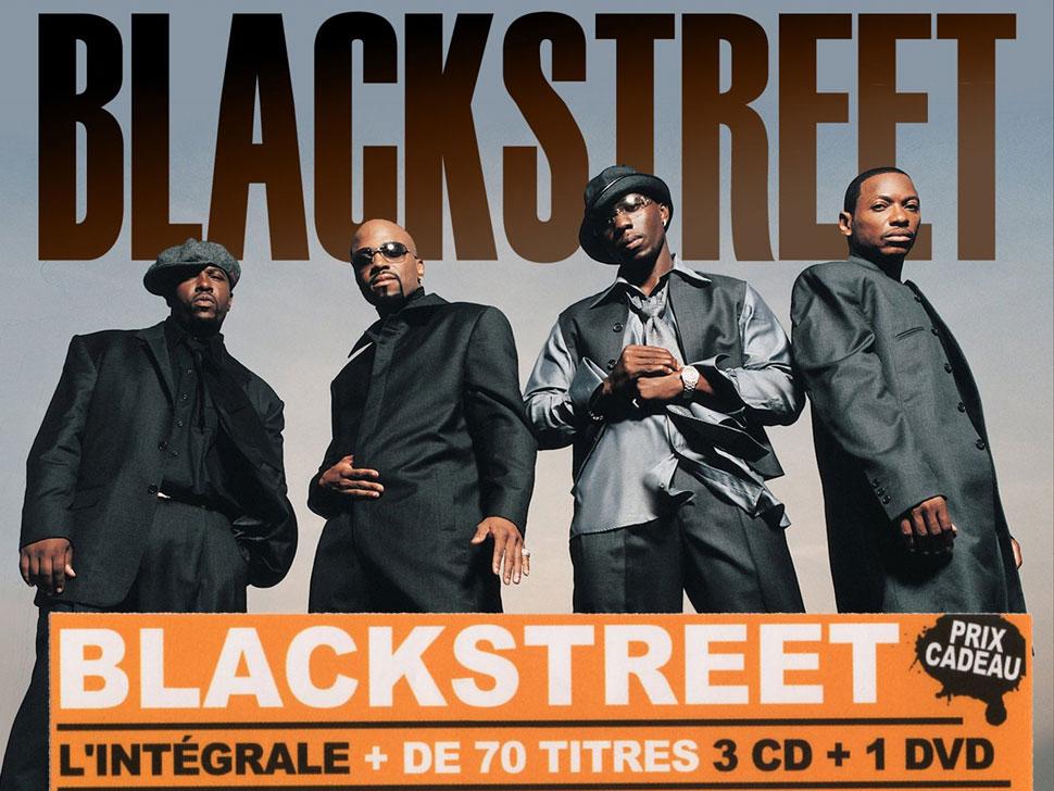 Blackstreet en concert
