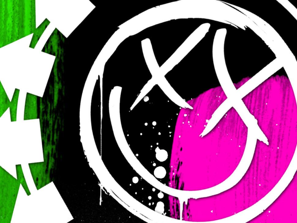 Blink 182 en concert