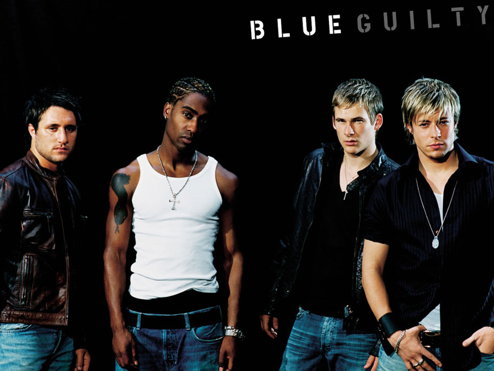 Blue en concert