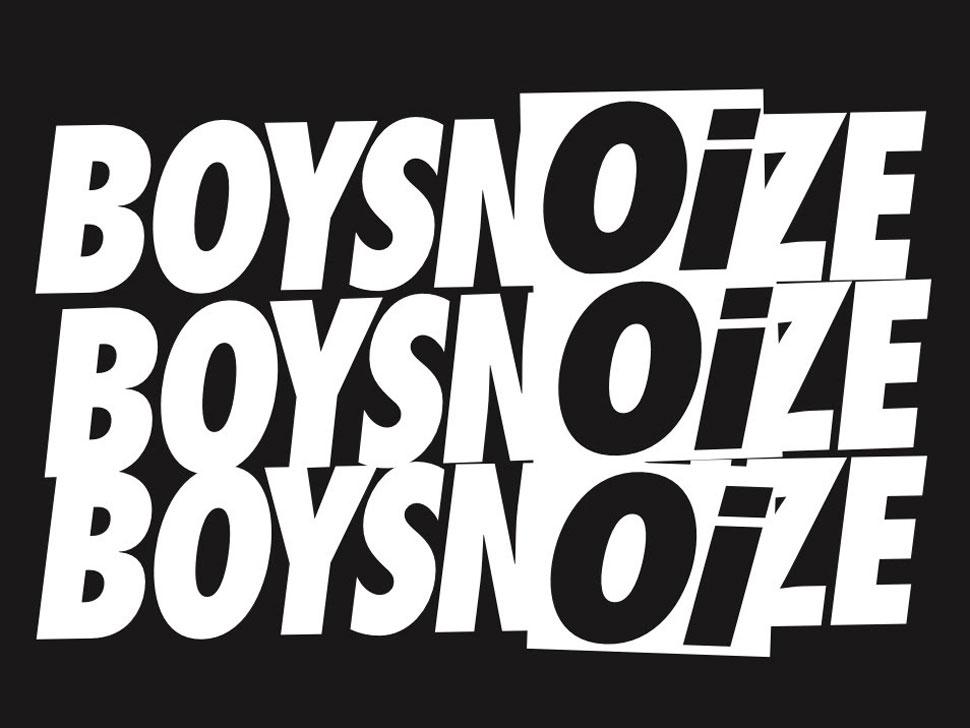 Boys Noize en concert