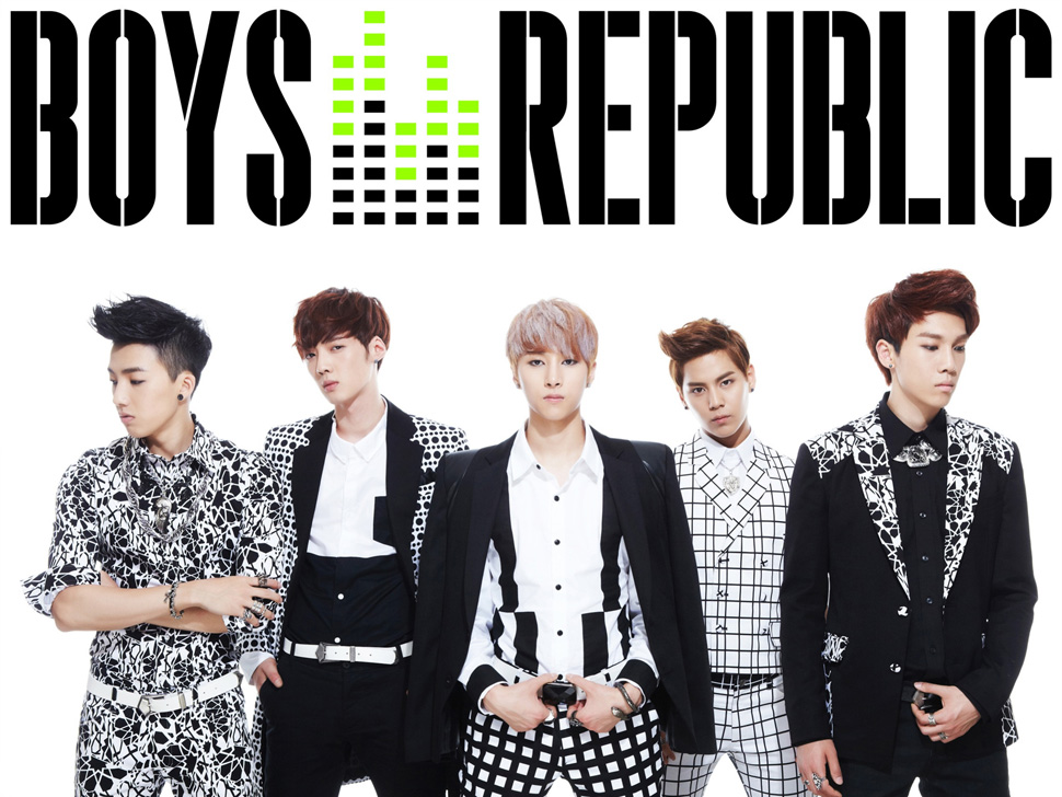 Boys Republic en concert