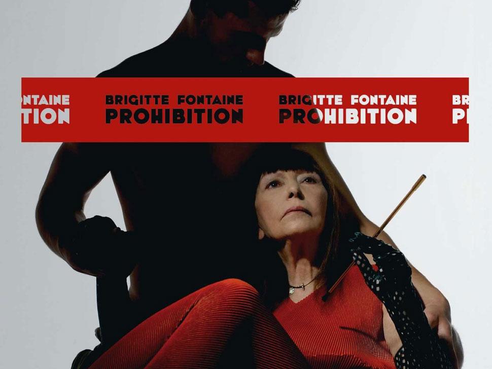 Brigitte Fontaine en concert