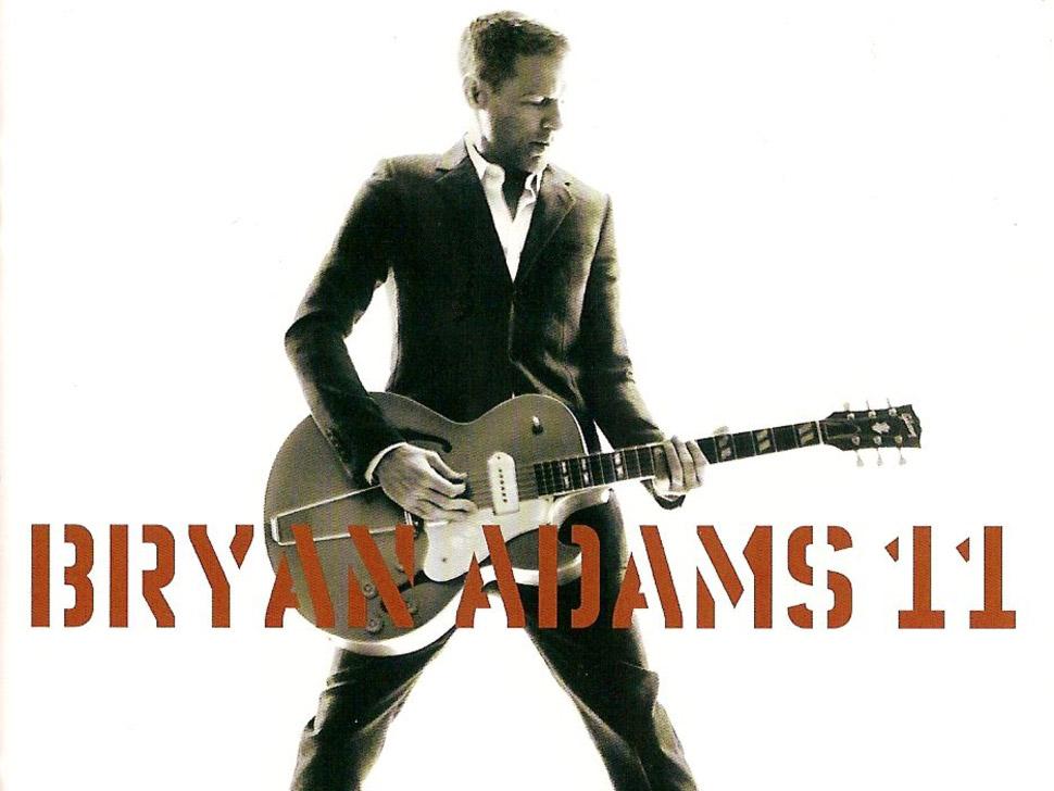 Bryan Adams en concert